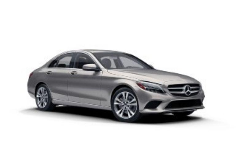 2021 Mercedes-Benz C-Class Mojave Silver Metallic