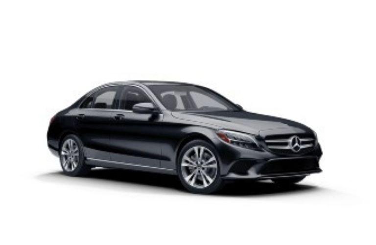 2021 Mercedes-Benz C-Class Obsidian Black Metallic