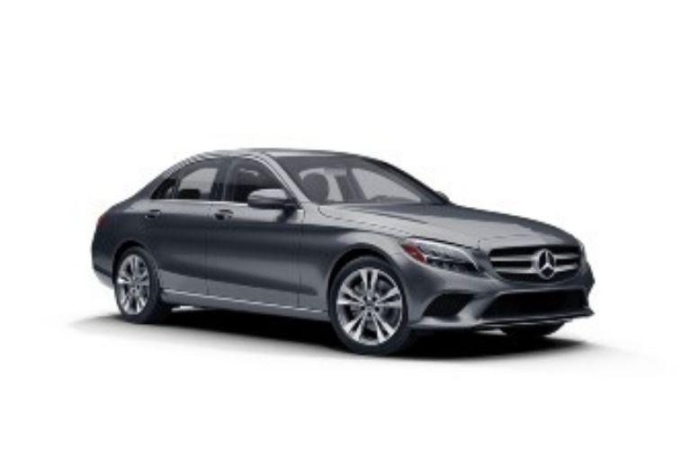 2021 Mercedes-Benz C-Class Selenite Gray Metallic