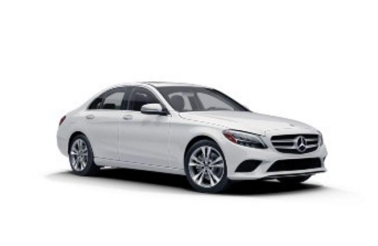 2021 Mercedes-Benz C-Class Super White