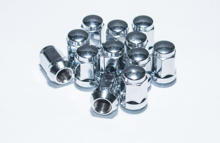 Image of car service nuts